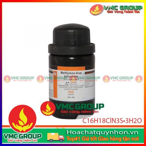 methylene-blue-trihydrate-c16h18cln3s3h2o-hcqn